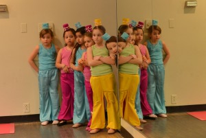 Aladdin - zrcadlo Satie