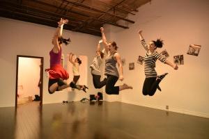 Broadway Wings III - classes 1