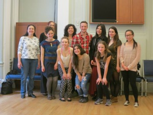 New York trip  - acting experience at AADA