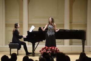 Julia Rawas - Carnegie Hall