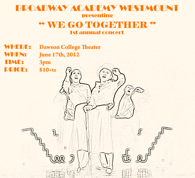 WE GO TOGETHER - annual concert
