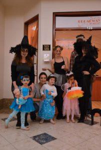 Halloween with parents