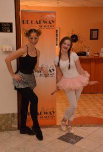 Halloween - Martina and Madison